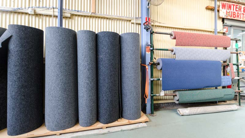 HMC Marine Carpet, Geelong