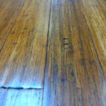 Geelong bamboo floor option