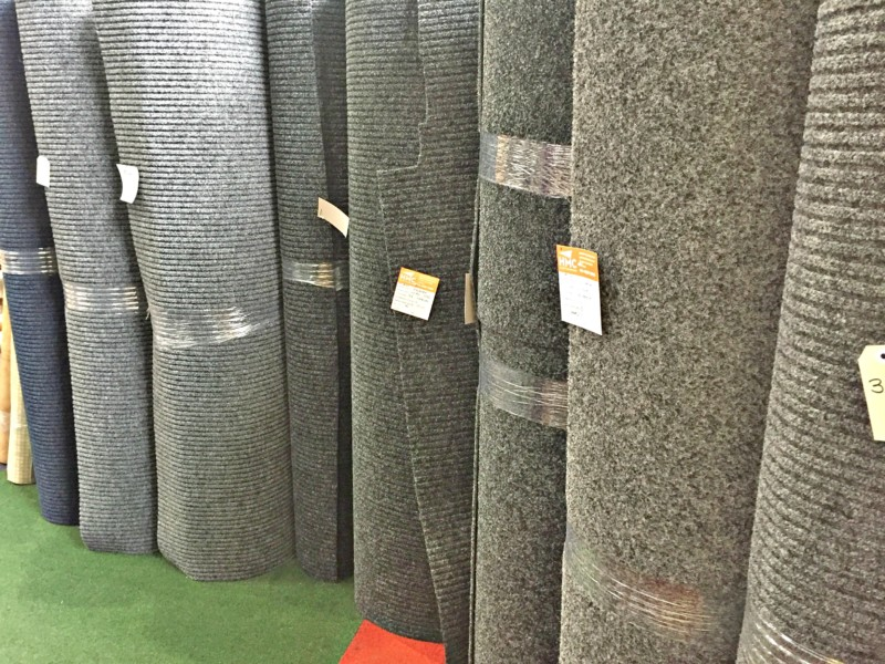 Marine carpet options in Geelong
